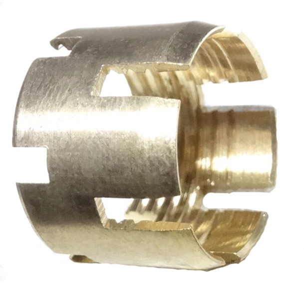 brass air brake hose sleeve