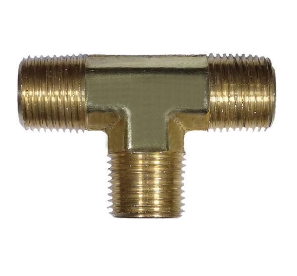 Tee Male Pipe
