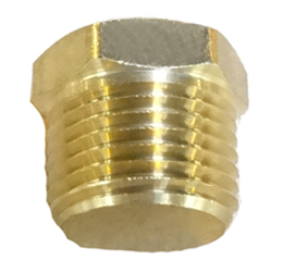 Pipe Plug Hex Head Solid