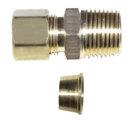 Stastrate Male Compression Connector
